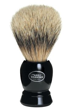 Add a brush to your shaving routine for a closer, smoother shave.
