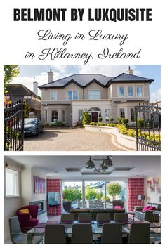 Belmont by Luxquisite Property Lettings: Living in Luxury in Killarney, Ireland Backpacking Europe, Europe Travel Tips, Travel Guides, Travel Destinations, Travel Articles, Travel Advice, Ireland Travel Guide, European Destination, European Travel