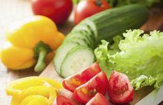 Lavar correctamente frutas y verduras