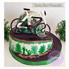 Sisters: Tarta Bicicleta Pinarello