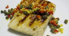 Cuban-Style Grilled Fish