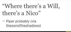 Will Solace, Nico di Angelo, Solangelo, Piper McClean Percy Jackson Ships, Percy Jackson Memes, Percy Jackson Books, Percy Jackson Fandom, Solangelo, Percabeth, Leo And Nico, Son Of Hades, Greek Memes