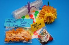 Stocking stuffers you can make - great for kids to make as gifts also