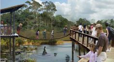 Zoo Miami - Mission: Everglades by PJA Architects + Landscape Architects