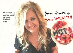 Your Health is Your Wealth! Step Program, Green Gifts, Get Healthy, Wealth, The Creator, Organic, Key, Food, Meal