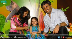 It's a special day for Ajith and Shalini!
