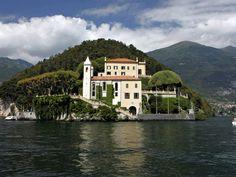Lake Como - Villa del Balbianello - Lenno Italy