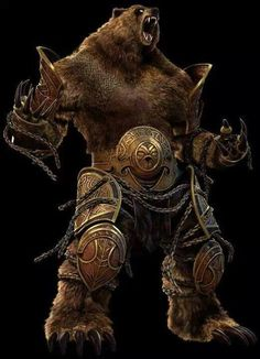10 Best Anthro Male Bear Images Character Concept Fantasy Art