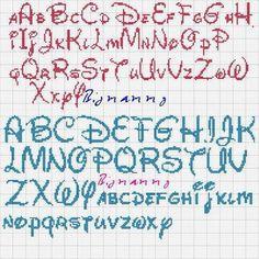 Risultati immagini per lettere disneypunto croce