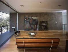 Boxenbaum Residence by Ehrlich Architects | HomeDSGN, a daily source for inspiration and fresh ideas on interior design and home decoration.