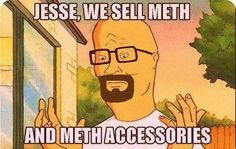 Breaking Bad/King of the Hill crossover