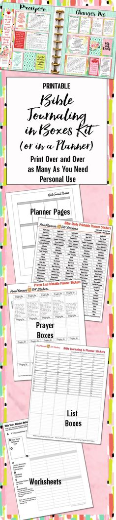 The Free Bible Journaling Guide will  be sent free to the first 3,000 that join the Bible Journaling mail list. . The PDF pages are designed to fit in the Happy Planner or notebook. This is a work in progress Lord willing, will be available by February. What Kind of Bible Journaling Do You Prefer? Editable Bible … Read more...