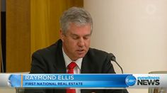 Ray Ellis was featured on Channel 10 News after presenting at the Australian Federal Parliament in the House of Representatives to the Standing Committee on Economics Inquiry into foreign investment in residential real estate.