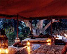 Kenia Lodges und Camps