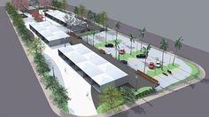TFG _ Reabilitação Urbana (Olímpia/SP) on Behance