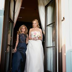 Mother of the Bride Dresses from Real Weddings