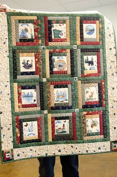 This is my Minnesota quilt that I made!