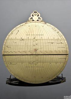 Planispheric astrolabe, 1572. Italy.