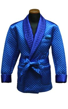 Harry Smoking Jacket – Le Noeud Papillon Of Sydney | The Self-Tying Bow Tie Specialists | Made In Australia