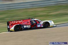 Ligier JS P2 - Thiriet By TDS Racing Tristan Gommendy (F)/Pierre Thiriet (F)/Ludovic Badey (F) 24h Le Mans, Racing, Album, Vehicles, Car, Running, Automobile, Auto Racing, Autos