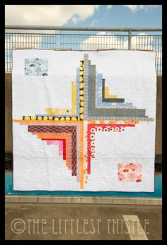 Bloggers' Quilt Festival - Madrona Corners