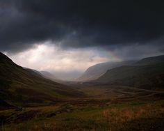 lovely desolation ... Scottish Highlands, Scotland