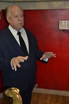 Madame Tussauds - London Sir Alfred Hitchcock
