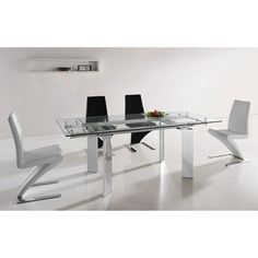 Mesa de comedor extensible Pirineo en Decoratelacasa.com