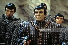 TNG Romulans  -The Chase