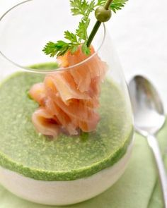 Raw Food Recipes, Seafood Recipes, Cooking Recipes, Tapas, Mousse, Salmon Dishes, How To Cook Fish, Appetisers, No Cook Meals