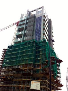 Asti Green Tower BIPV