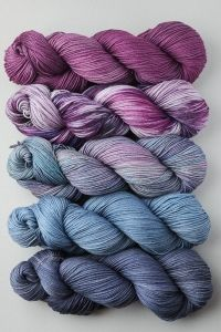 697 best shawls images on pinterest in 2018 sweetgeorgia tough love sock joji locatelli fading point wrap foggy dew fandeluxe Choice Image