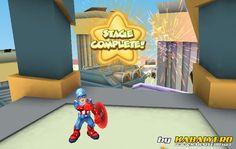 Win 1,000 Gold In Super Hero Squad Online