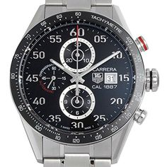 TAG Heuer Carrera CAR2A10BA0796 -- More info could be found at the image url. This Amazon pins is an affiliate link to Amazon.
