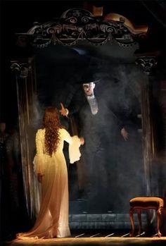"The Phantom of the Opera #CostumeDesign: Alexandra Byrne - ""The Mirror"""
