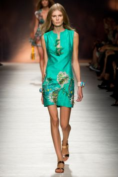 Blumarine Spring 2015 Ready-to-Wear - Collection - Gallery - Style.com