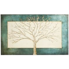 60 x 36  $190       Hand-painted oil reproductions like our Stunning Simplicity Art have a texture and richness beyond that of giclees or other prints. Here, the natural beauty of a lone tree is rendered against brilliant color on a cotton canvas. Less is more.