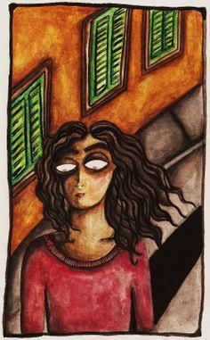 """""""Empezar a irme"""".  http://valenieves.blogspot.com.ar/"""