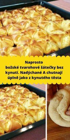 Czech Recipes, Ethnic Recipes, Luxury Food, My Dessert, Desert Recipes, No Bake Desserts, Nutella, Sweet Recipes, Macaroni And Cheese