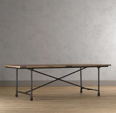 Flatiron Dining Tables