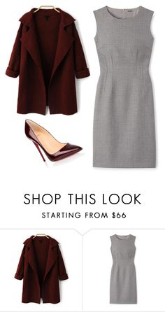 """Senza titolo #473"" by coolerthanice98 ❤ liked on Polyvore featuring Christian Louboutin"