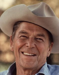 """We can't help everyone, but everyone can help someone."" Ronald Reagan  How I love this man. One of the people I hope most to meet in heaven."