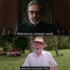 Jurassic Park & Jurassic World Fallen Kingdom Jurassic Park & Jurassic World Fallen Kingdom Jurassic Park Quotes, Jurassic Movies, Jurassic Park Party, Jurassic Park Series, Jurassic Park 1993, Lego Jurassic, Jurassic Park World, Jurrassic Park, Amblin Entertainment