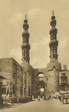 Old Egypt, Ancient Egypt, The Artist Movie, Arabic Calligraphy Art, Islamic Architecture, Modern History, Islamic Pictures, Moorish, Vintage Pictures