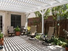 69350d1366260038t-permit-needed-pergola-lattice-patio-pergola-close-fence.jpg 400×300 pixels