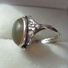Vintage Bernard Instone in the style of ring. by Inglenookery