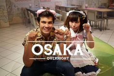 For this episode of Overnight, we head off to Osaka and explore what the city has to offer for the weekend or a short stay traveler. Find out where to eat, d...
