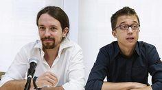 Carta abierta de Pablo Iglesias e Íñigo Errejón