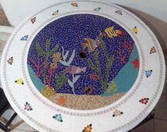 Tampo Mosaico motivos 120 cm