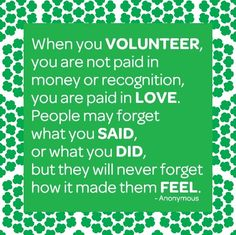 This is for our dedicated, remarkable and outright amazing Girl Scout volunteers! Please share it with any volunteers you know, to brighten their day! #VolunteerAppreciationWeek